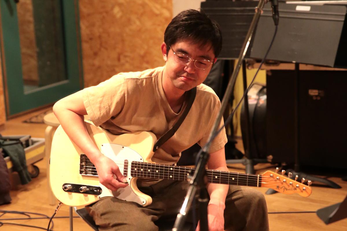 向井秀徳プロフィール写真