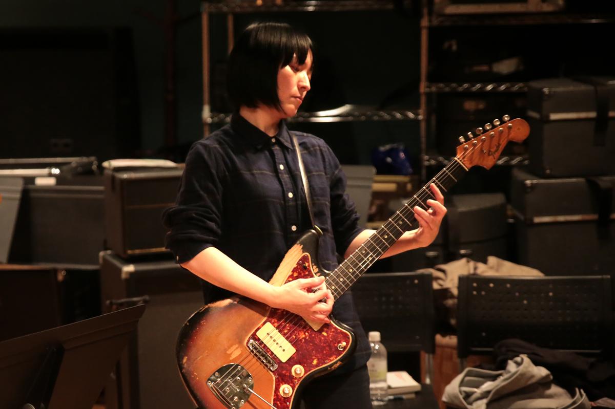田渕ひさ子プロフィール写真