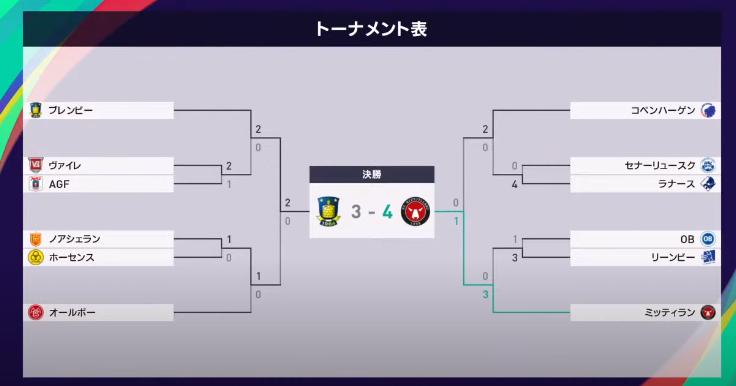 デンマークカップ